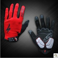 2013  long gloves Spring and Autumn Cycling gloves road mountain bike full finger gloves cycling gloves