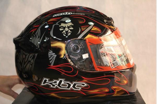 Free shipping 2012 American boutique KBC XP-3 Motorcycle helmet racing helmet professional helmet D67(China (Mainland))