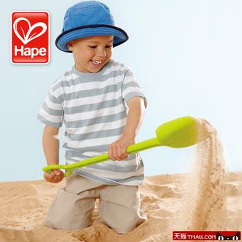 Hape beach toy shovel sand tools extra large 55cm baby child gift