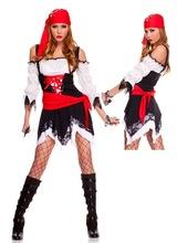 wholesale halloween costumes pirate