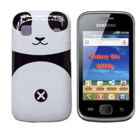 lovely panda Hard back Case cover for Samsung Galaxy Gio S5660