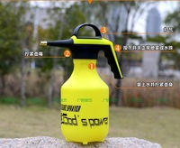 Adjustable sprayer, pressure sprayer, watering can, watering the flowers watering can 2 l