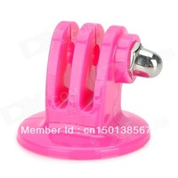Flagfish Tripod Camera Mount Adapters for Gopro 3 / 2 / 1 - Pink