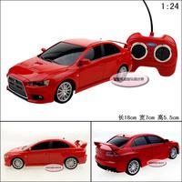 Wyly MITSUBISHI lancer remote control car remote control car models educational toys