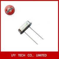 100pcs/Lot HC-49S 7.6MHZ 7.600MHZ Clock oscillator / Quartz crystal products and ROHS Free shipping