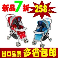 Baby stroller suspension folding baby car light child trolley buggiest