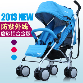 Summer car umbrella baby stroller baby car ultra-light child trolley umbrella of the car light folding