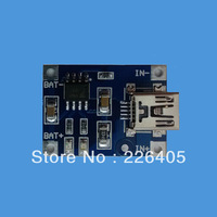 5X Lithium Battery Charger Module Board mini 5v USB 1A li-ion Battery charger tp4056 18650 DIY