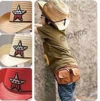 Baby summer hat child hat cowboy hat sunbonnet strawhat
