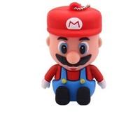 High Quality Super Mario sitting 4G 8G 16G 4GB 8GB 16GB USB Flash Pen Drive Memory Stick New Free shipping