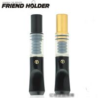 Washable cigarette holder Friend holde smoke cigarette holder pm-30 gold silver black 3 magnet cycle Filter cigarette holder