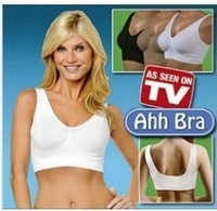 as seen on TV Free shipping 1pcs Sexy Seamless Rhonda Shear Slimming Ahh bra Leisure Genie Bra - No box