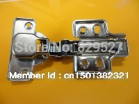 18 PCS European Concealed Hydraulic Smooth Soft Close Cabinet Hinge Full Overlay Clip On Oil Damper