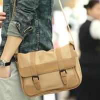 Bags trend 2013 canvas bag man bag casual messenger bag school bag shoulder bag