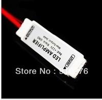 5pcs/Lot 12V Ultra Slim Mini Portable RGB Led Strip Amplifier Repeater for RGB 5050/3528 SMD led strip