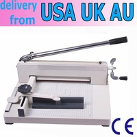 """A4 PAPER CUTTER 12"""" MACHINE PRE-ASSEMBLED AND EASY TO USE WELL BALANCED STURDY STAND AND LOW PRICE"""