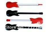 Wholesale Modeling guitar pens, colorful guitar type pen, creative guitar pen