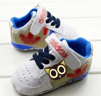 Free shipping! 2013 baby shoes boys sport shoes first walkers. 3 pairs/lot
