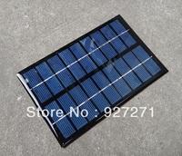 HOT 3Watt 9V Polymer Solar Panel Laminate Solar Cells DIY & test Solar Module  Solar System Wholesale 10pcs/lot Free shipping