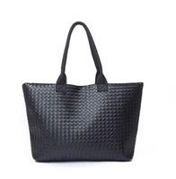 Free shipping 2013 new leisure Shunv Bao, Quilted woven bag, shoulder bag, laptop bag large