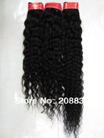 3Pcs Lot Cheap Brazilian Virgin Hair Kinky Curly Human Remy Hair Weave,5A Unprocessed Virgin Curly hair DHL free shipping