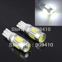 Free shipping 2pcs/lot  T10 7.5w higt power 168 bulb 194 W5W 7.5W LED Reverse Light, W5W CREE Back Lamp
