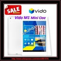 Original yuandao/Vido M1 Mini pad 7.9 Inch IPS RK3188 Quad Core 1.8GHz 2GB 16GB HDMI OTG Bluetooth mini one tablet pc / Anna
