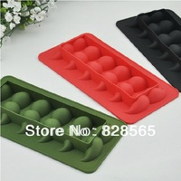 new shop Beard shape Silicone Ice Cube Freeze Ice Tray Ice Maker Molds Bar Party Drink Cake Chocolate Moulds Fondant Tools