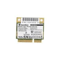 Bluetooth Wireless WIFI Card  for Ralink RT3090BC4  IEEE 802.11 b/g/n + 802.15 BT Bluetooth 3.0 Combo Card 300M AW-NB041