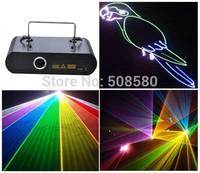 Multi Color RGB 1800mW Laser Light Stage DT30Kpps+R638nm/500mW,G300mW,B1W Laser Show Display