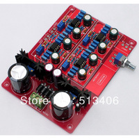 1PC NE5534 Preamplifier AMP Kit DIY Board AC12V-0-AC12V or AC15V-0-AC15V 15W