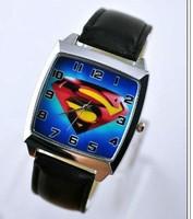 DC Universe Superman Superhero Boy Man Fashion Watch  Wrist Free Shipping