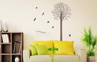 Love Poem  Wall Decal Decor Sticker Bedroom Removable Vinyl Tree Murals Art