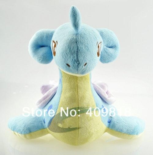 New Large plush doll magic dragon 27cm Plush Toy stuffed toys PC2096 Pokemon(China (Mainland))