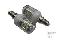 5Pcs/Lot SMD 3528 48 LED 200-240V LED Spot Light E14 Bulb Lamp Cold white / Warm White 360 Degree Free Shipping 2#