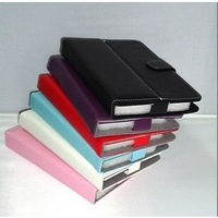 """Free shipping,New Color Stand cover leather  Leather Case+Stylus+Film For 7"""" Prestigio MultiPad PMP3170B PMP3270B Tablet GB2"""