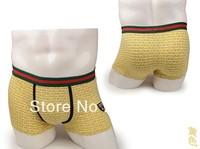 Brand Modal Men's underwear 500pcs/lot cotton Underwear for men Boxers 2013 brand men boxers mix order large size europe fashion