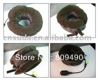Free shipping !!! Inflatable air neck traction,neck stretcher,neck support