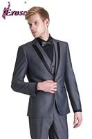M027 Wholosale Executive Modern Fit Single Men Suit Model Groom Business Suit Men Suit