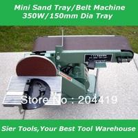 Mini Multi-function Sand Belt Machine/Sand Disc Machine/Sand Trary Machine