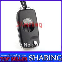 freeshipping New 2 Buttons SUZUKI SWIFT SX4 Flip Folding Key Remote CASE Shell Fob