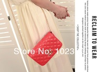 Free shipping 2013 New Fashion Women's Handbag Boutique PU Leather handbags Party bags Lady Gifts