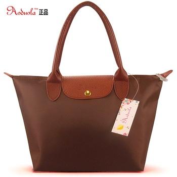 New arrival 2013 one shoulder handbag storage shopping bag waterproof swimming bag casual backpack dumplings bag coffee