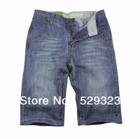 2013 new men's jeans cotton washed denim shorts leisure self-cultivation ventilation shorts