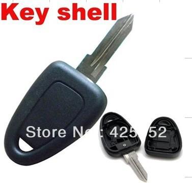 high quality special offer Fiat transponder key shell(China (Mainland))
