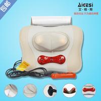 Massage device neck massage pad waist cervical vertebra massage pillow x-k7 massage cushion