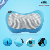 Etam x-q9-1 car home dual-use massage pillow multifunctional cervical vertebra massage device