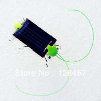 solar toy+solar locust +solar insect +kid gift