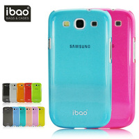 Ibao  for SAMSUNG   i9300 mobile phone case protective case i9300 i9308 phone case film