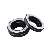 FOTGA Automatic AF Macro Extension Tube DG 10mm+16mm set for Olympus Panasonic Micro M4/3 Camera Free shipping